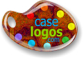 Caselogos full color domed decals